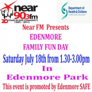 Edenmore Family Fun Day – 18th July