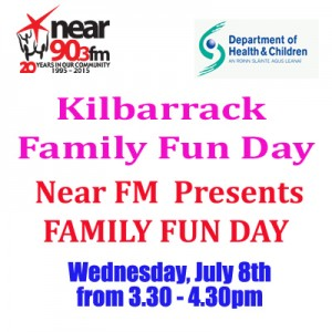 Kilbarrack Family Fun Day – 8th July