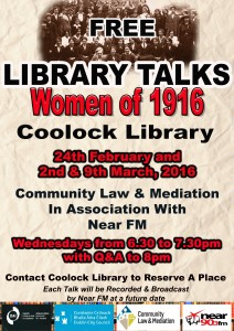 1916 Library Talks - FINAL POSTER