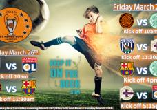 FC Barcelona live on Near FM