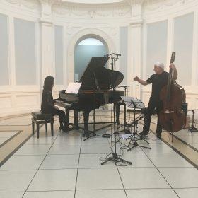 The Hugh Lane Concert series – Barry Guy and Izumi Kimura