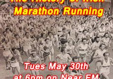 The History of Irish Marathon Running