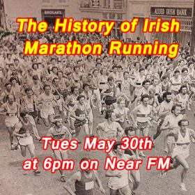 The History of Irish Marathon Running
