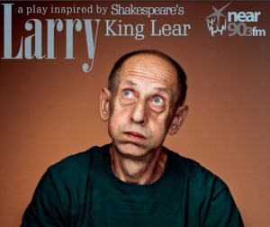 Shakespeare in Dublin – Larry (King Lear)
