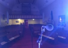 GlasDrum presents … New Sounds in an Old Place