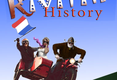Rivitin' History Returns! 28th of December