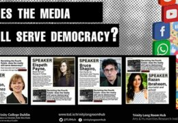 Revisiting the Fourth Estate: does the media still serve democracy?