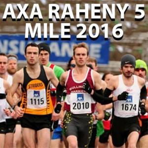 AXA Raheny 5 Road Race Live on Near FM – Sunday 31st January from 2.30 to 4pm