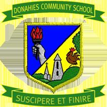 Donahies Community School - Logo