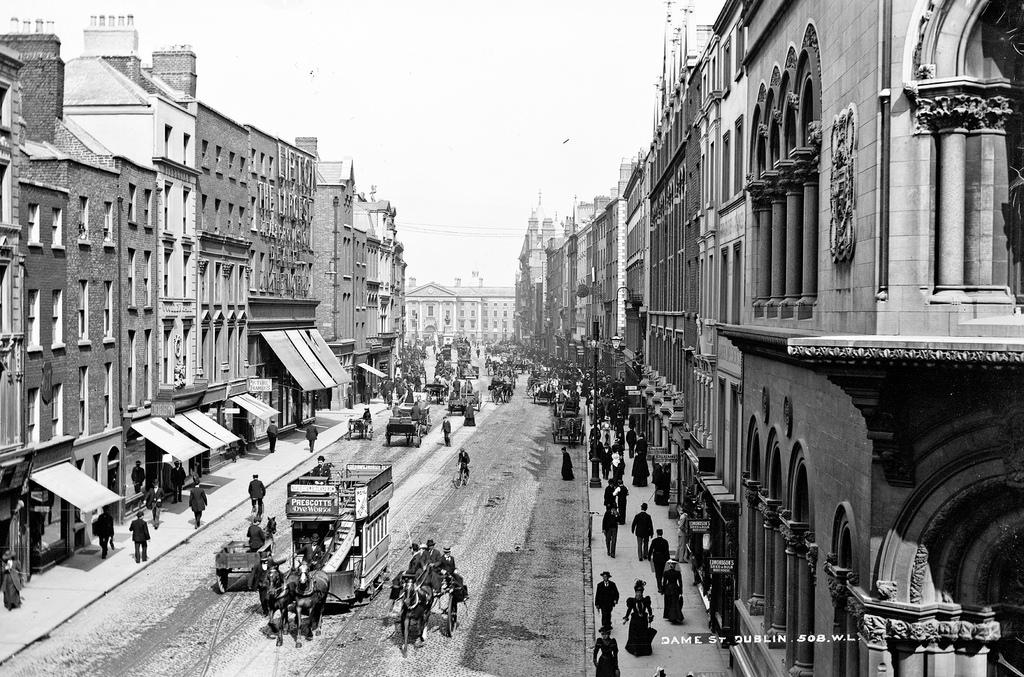 Photo courtesy National Library of Ireland