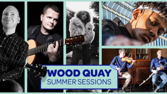 Near FM live from the Wood Quay Summer Sessions