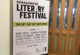 Donaghmede Literary Festival Live
