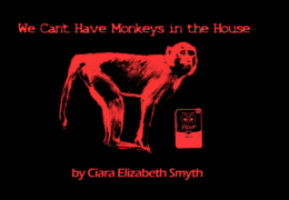 We Can't Have Monkeys in the House