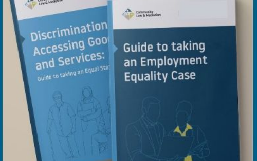 CLM`s new Guides to taking Employment Equality and Equal Status Cases